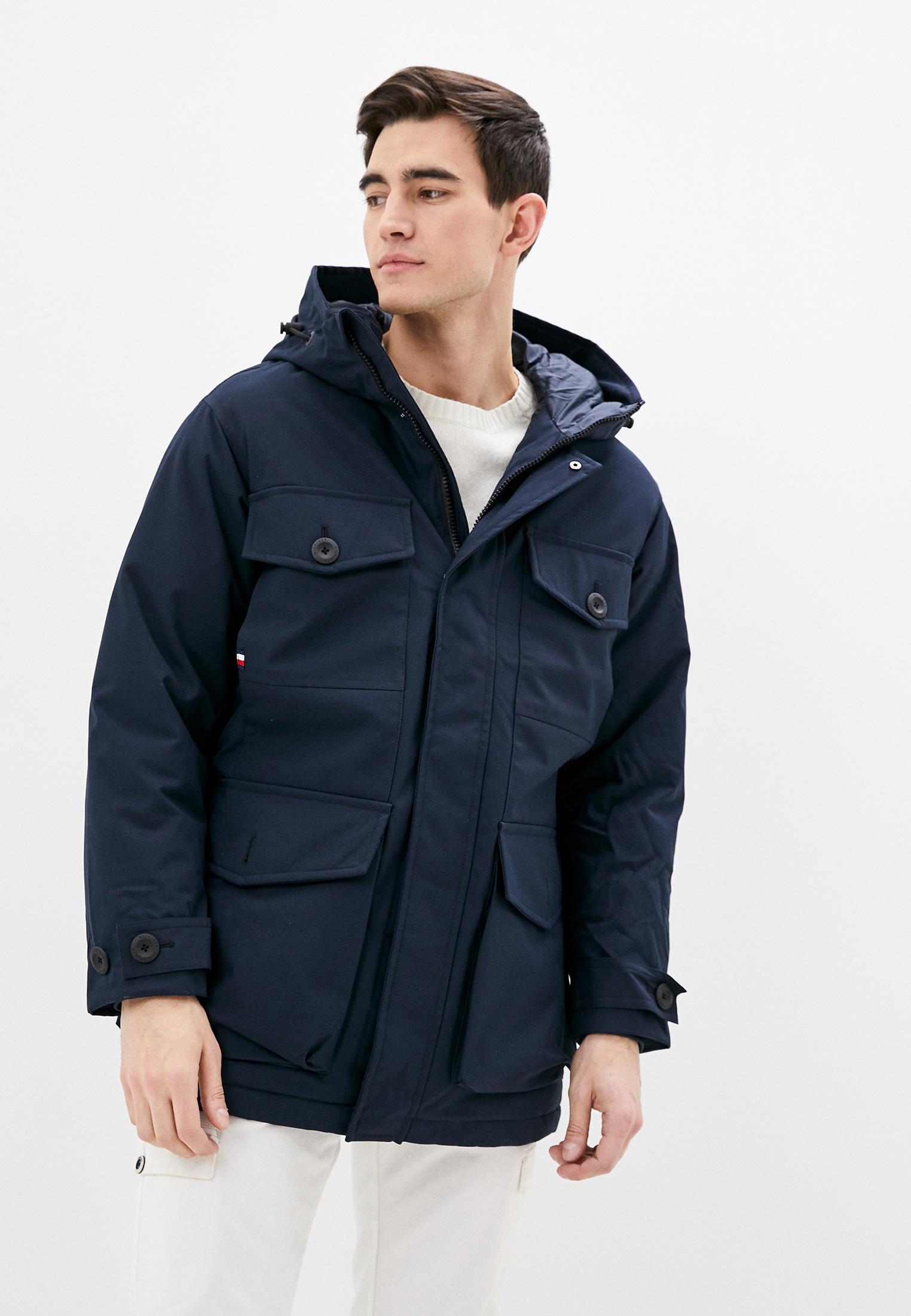 Утепленная куртка Tommy Hilfiger (Томми Хилфигер) Парка Tommy Hilfiger