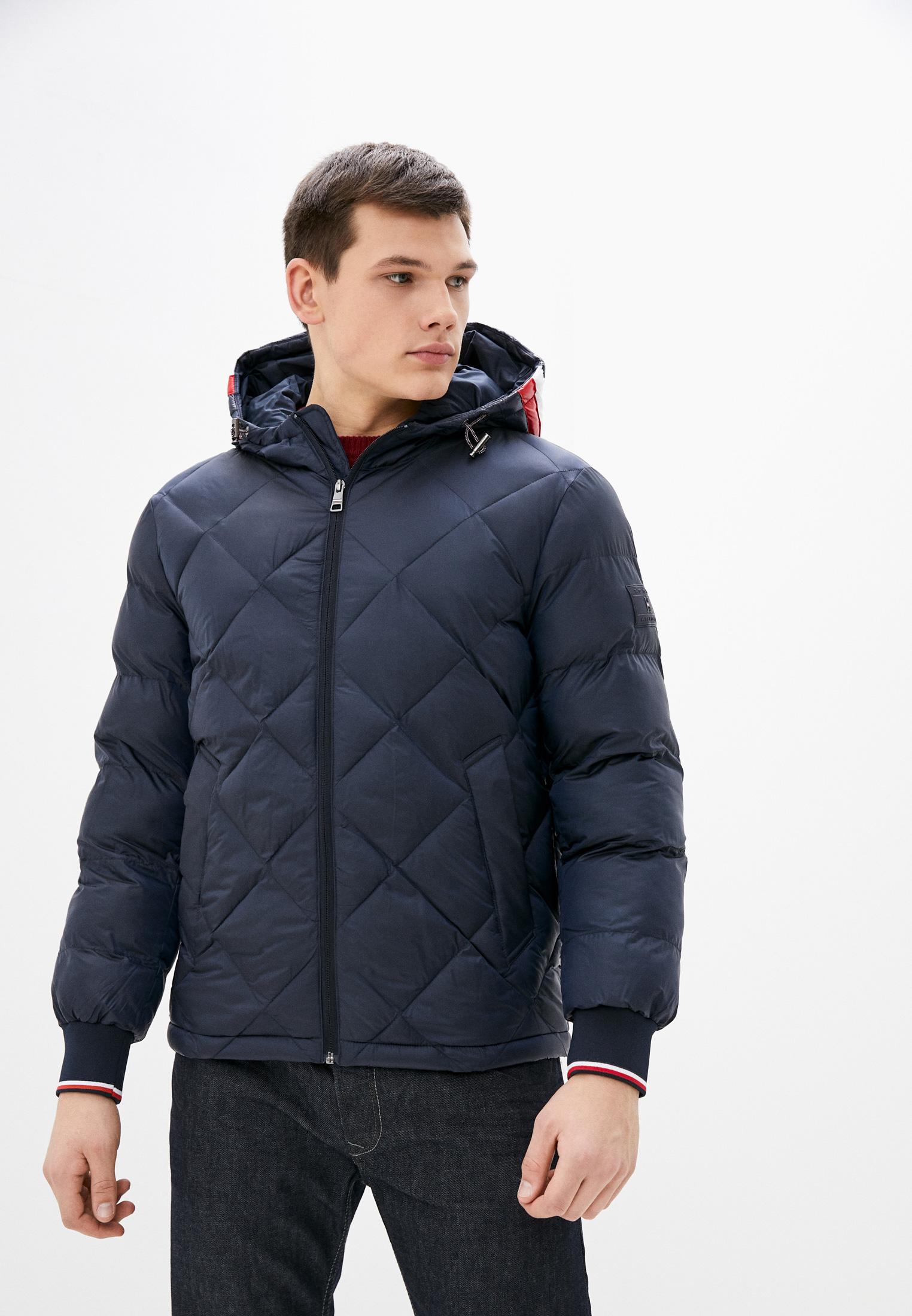 Утепленная куртка Tommy Hilfiger (Томми Хилфигер) MW0MW14895