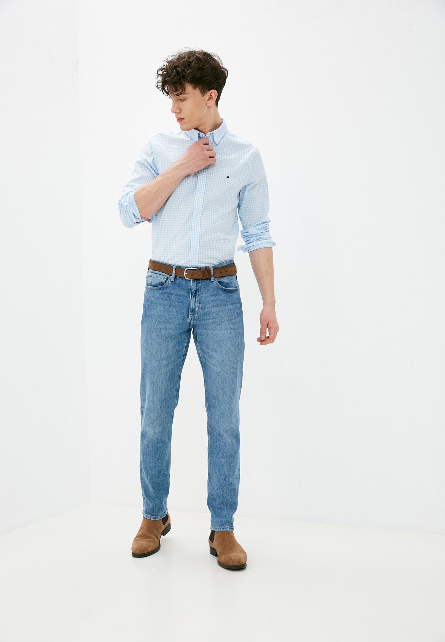 Рубашка с длинным рукавом Tommy Hilfiger (Томми Хилфигер) MW0MW14996: изображение 2