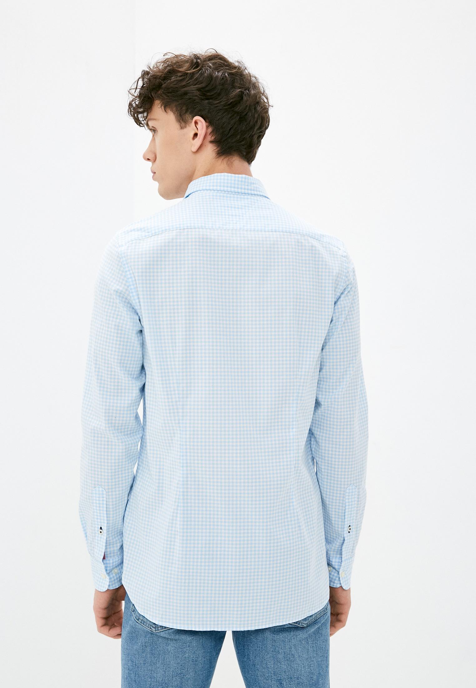 Рубашка с длинным рукавом Tommy Hilfiger (Томми Хилфигер) MW0MW14996: изображение 3