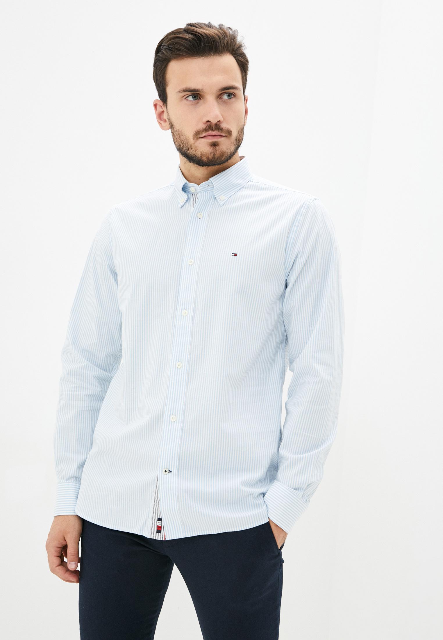 Рубашка с длинным рукавом Tommy Hilfiger (Томми Хилфигер) MW0MW15001