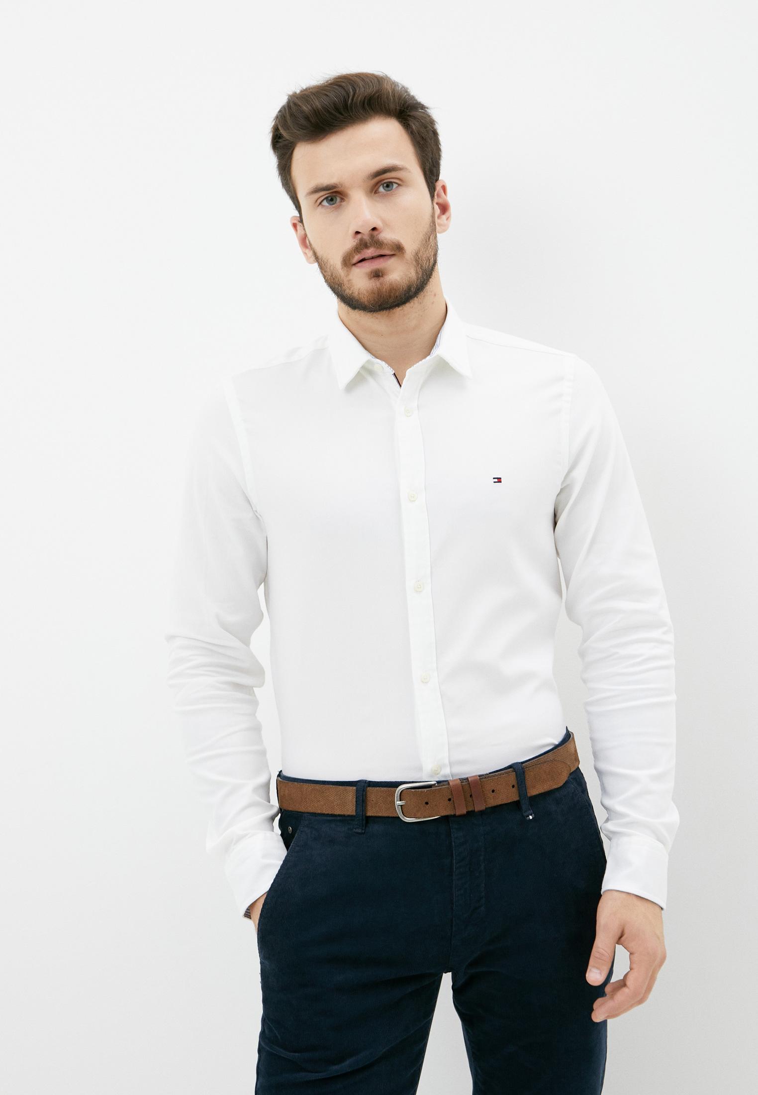 Рубашка с длинным рукавом Tommy Hilfiger (Томми Хилфигер) MW0MW15007