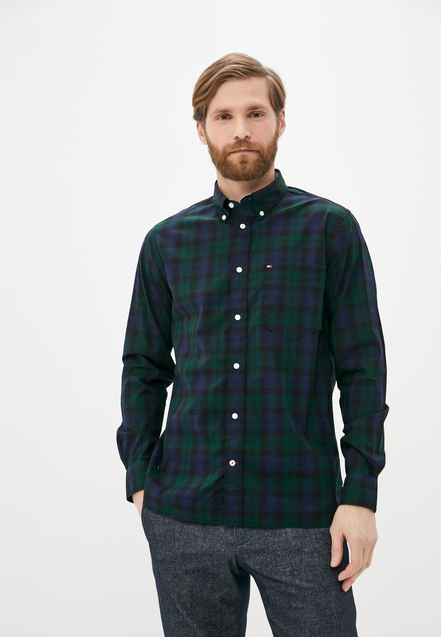 Рубашка с длинным рукавом Tommy Hilfiger (Томми Хилфигер) MW0MW15022