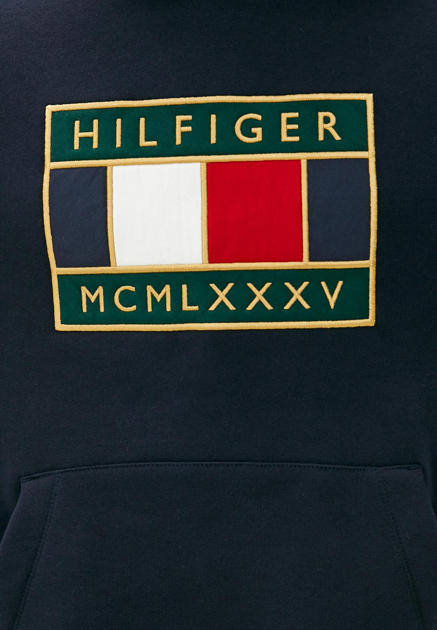 Мужские худи Tommy Hilfiger (Томми Хилфигер) MW0MW15245: изображение 4