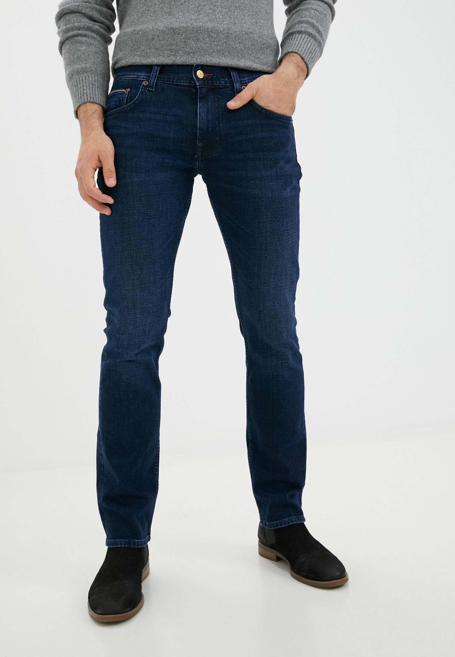Мужские прямые джинсы Tommy Hilfiger (Томми Хилфигер) MW0MW15596: изображение 1