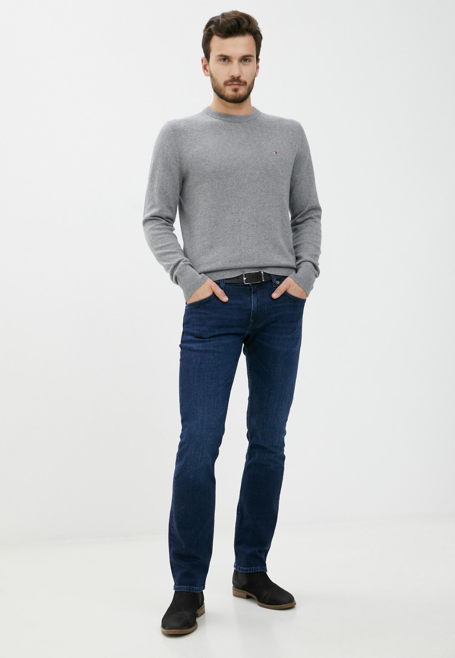 Мужские прямые джинсы Tommy Hilfiger (Томми Хилфигер) MW0MW15596: изображение 2