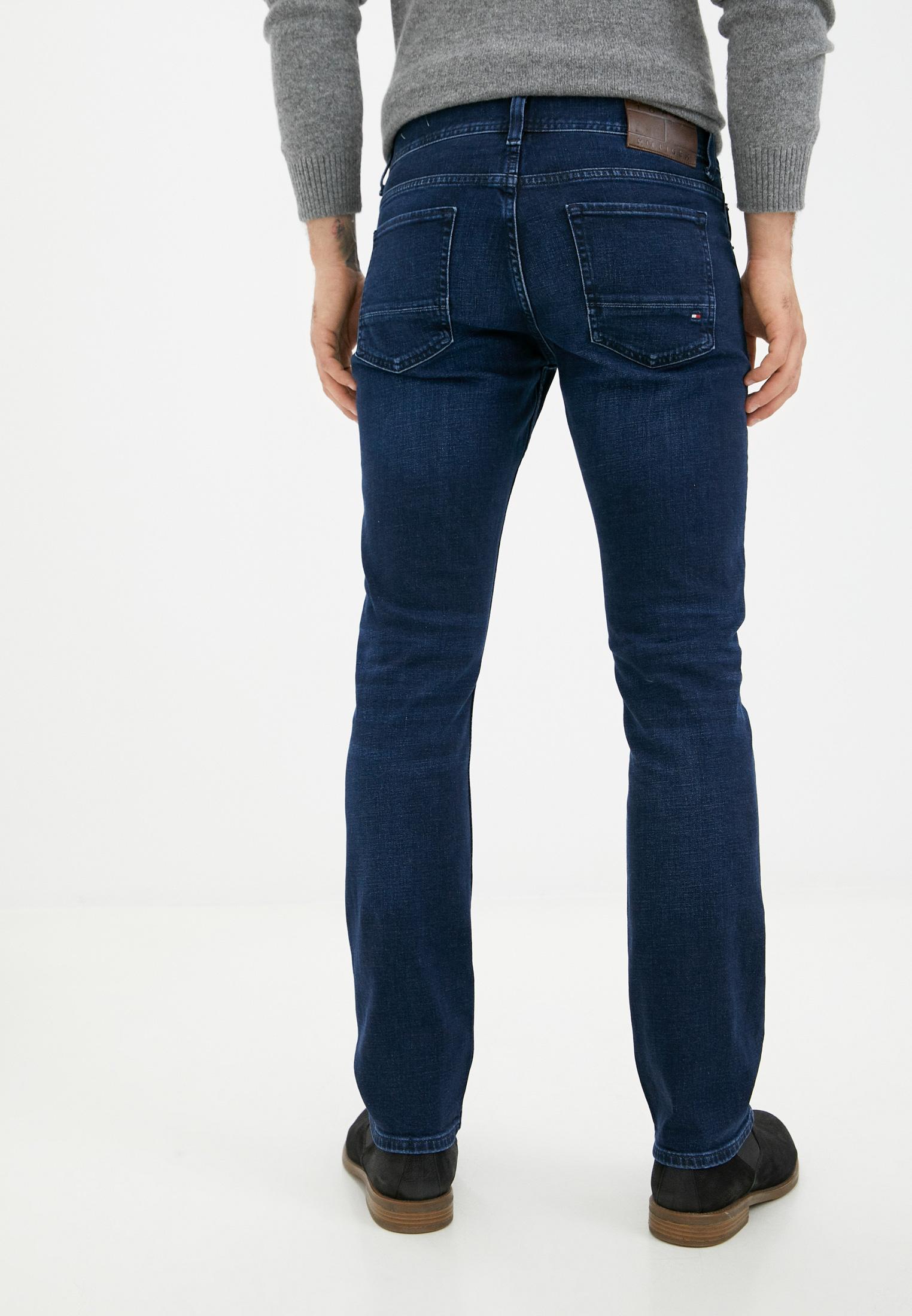Мужские прямые джинсы Tommy Hilfiger (Томми Хилфигер) MW0MW15596: изображение 3