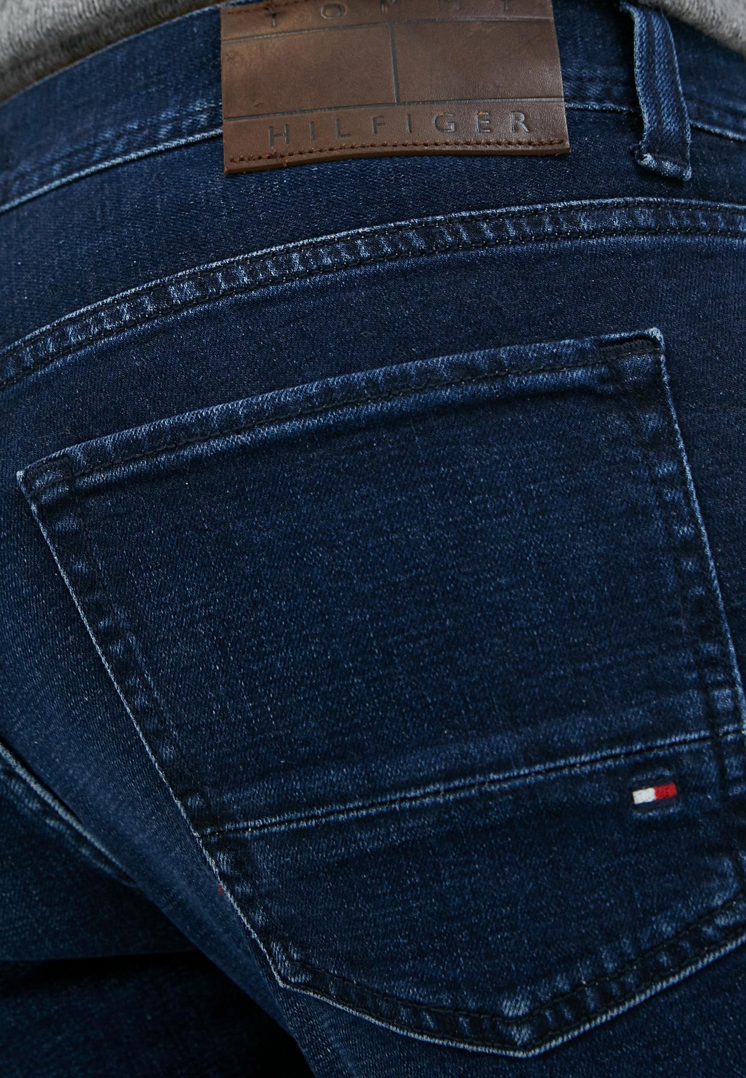 Мужские прямые джинсы Tommy Hilfiger (Томми Хилфигер) MW0MW15596: изображение 4