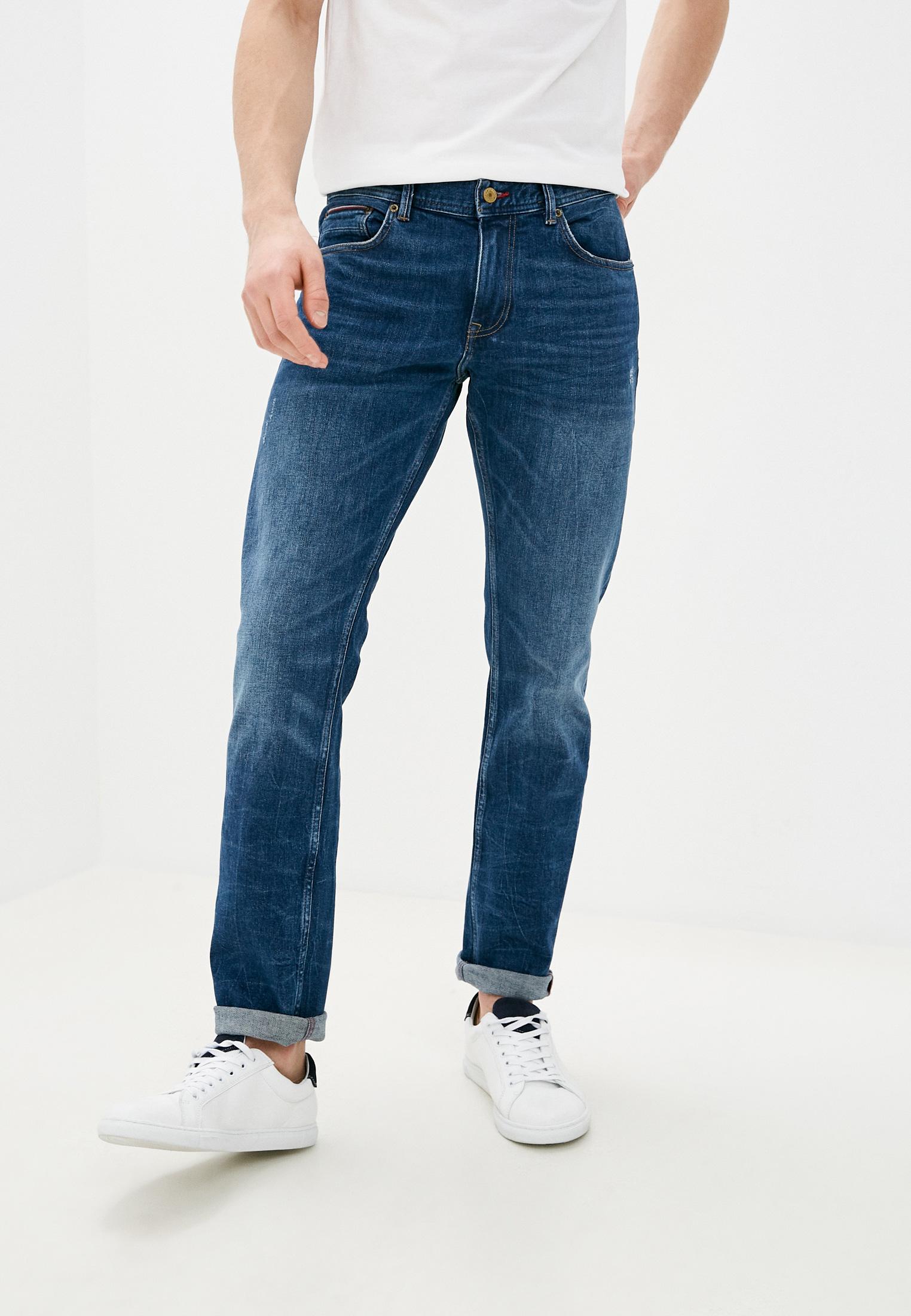 Зауженные джинсы Tommy Hilfiger (Томми Хилфигер) MW0MW15946: изображение 1