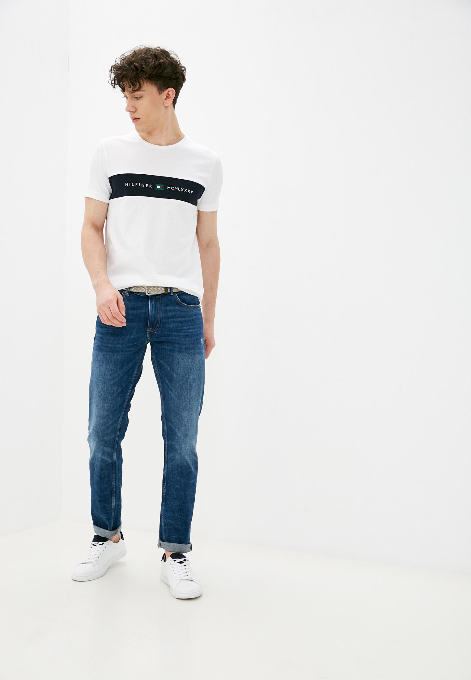 Зауженные джинсы Tommy Hilfiger (Томми Хилфигер) MW0MW15946: изображение 2