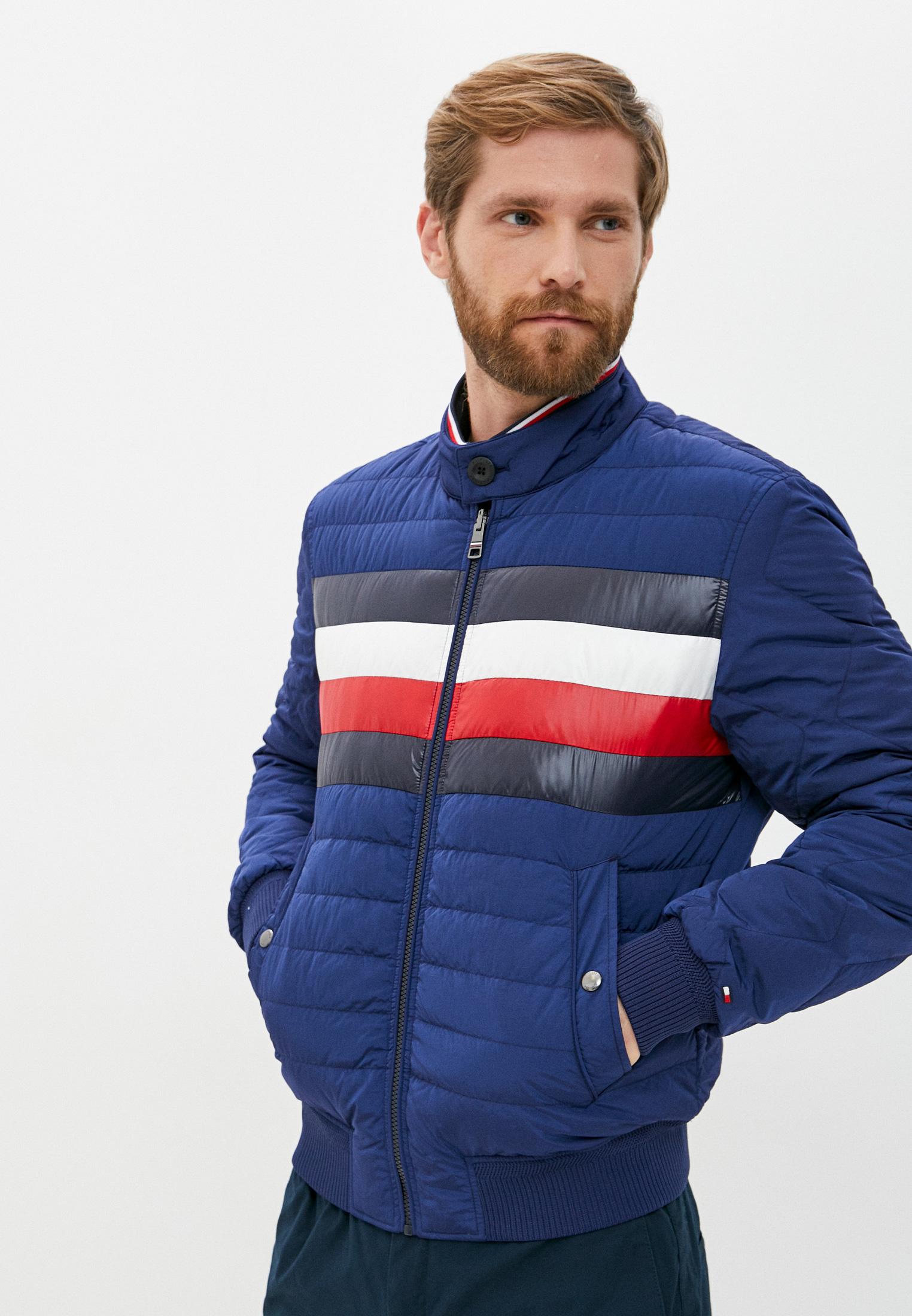 Утепленная куртка Tommy Hilfiger (Томми Хилфигер) MW0MW14033: изображение 1