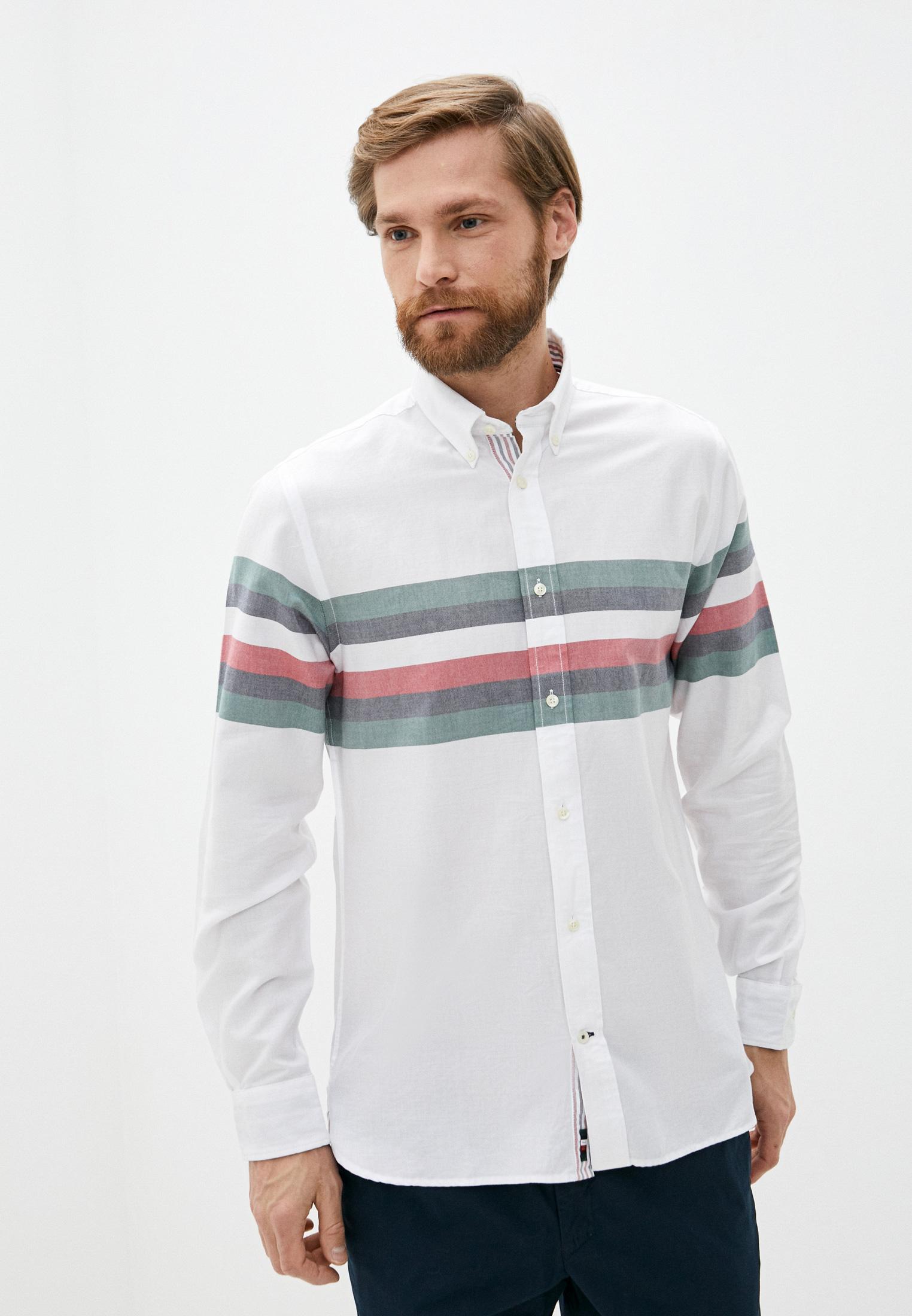 Рубашка с длинным рукавом Tommy Hilfiger (Томми Хилфигер) MW0MW15012