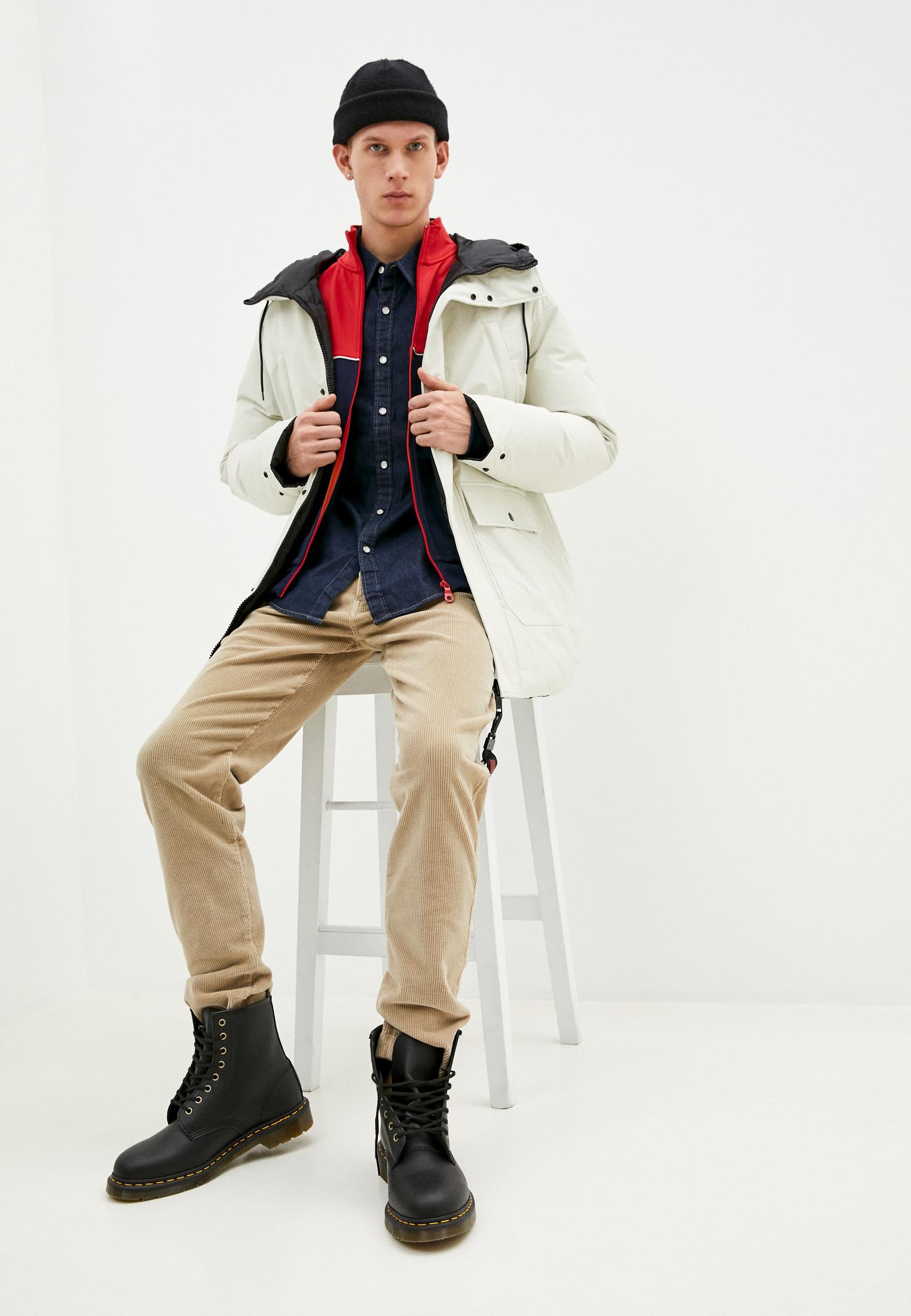 Утепленная куртка Tommy Hilfiger (Томми Хилфигер) MW0MW15308: изображение 2