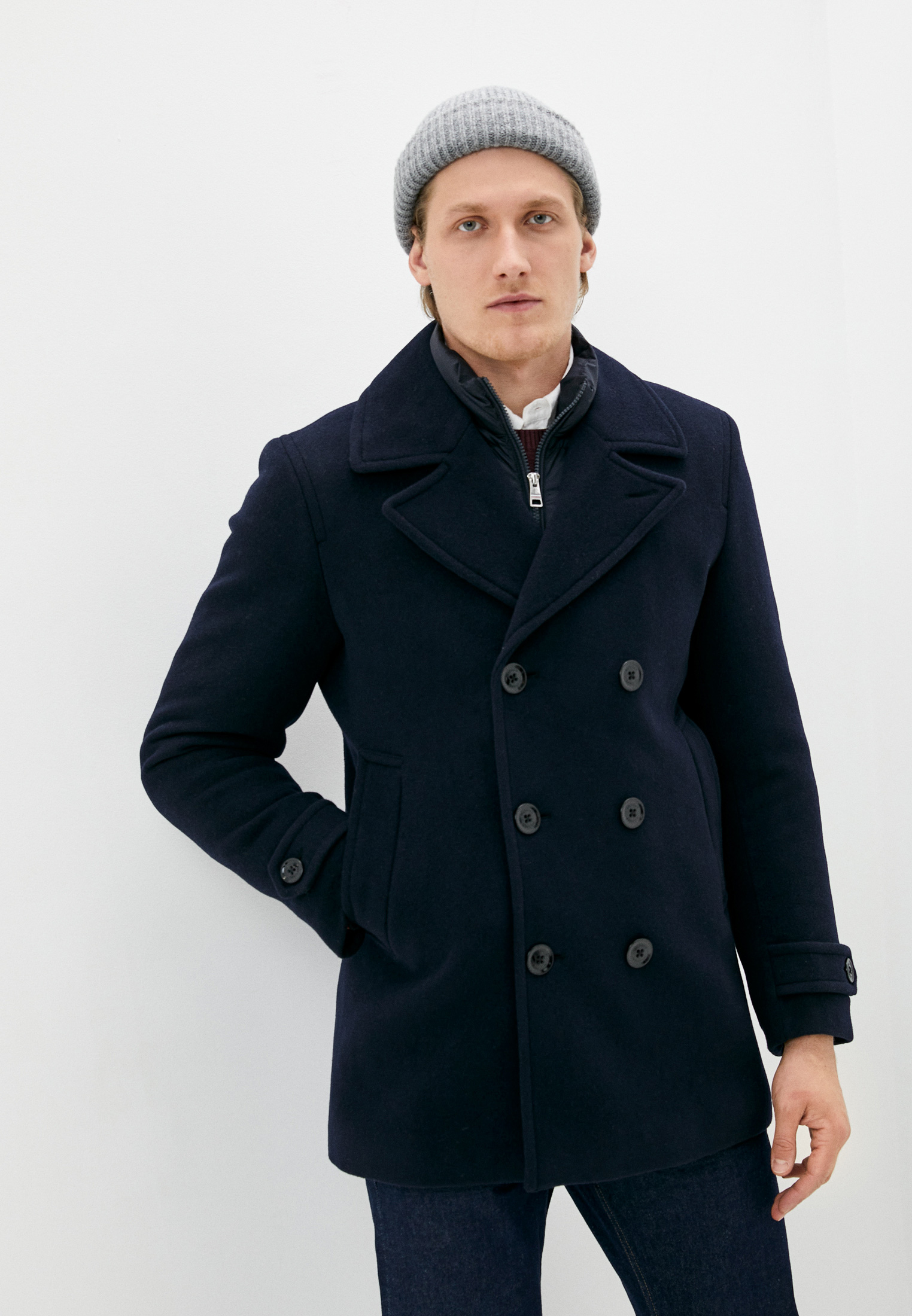 Мужские пальто Tommy Hilfiger (Томми Хилфигер) MW0MW15076