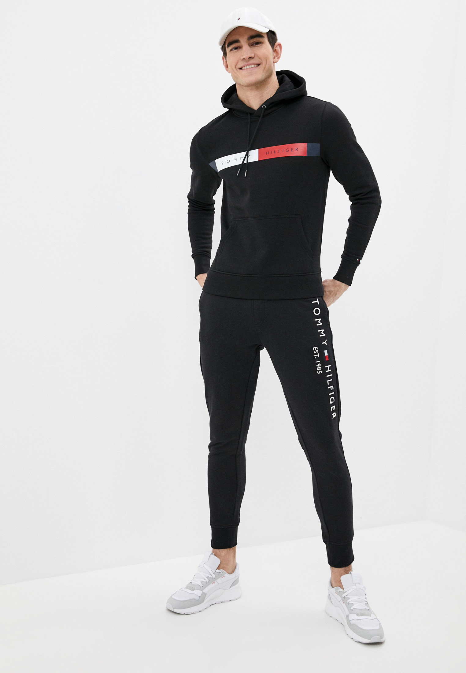 Мужские спортивные брюки Tommy Hilfiger (Томми Хилфигер) MW0MW08388: изображение 2