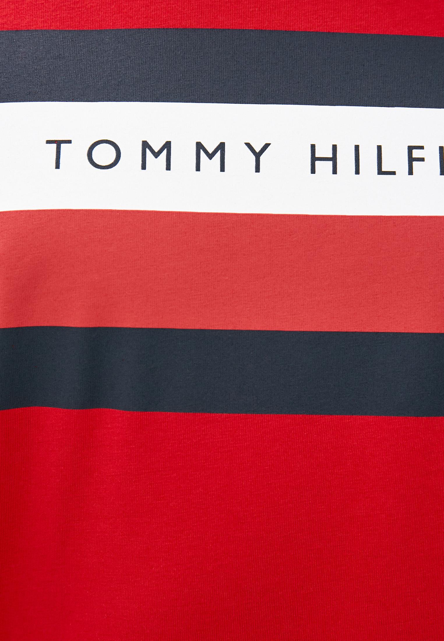 Футболка с коротким рукавом Tommy Hilfiger (Томми Хилфигер) MW0MW15318: изображение 3