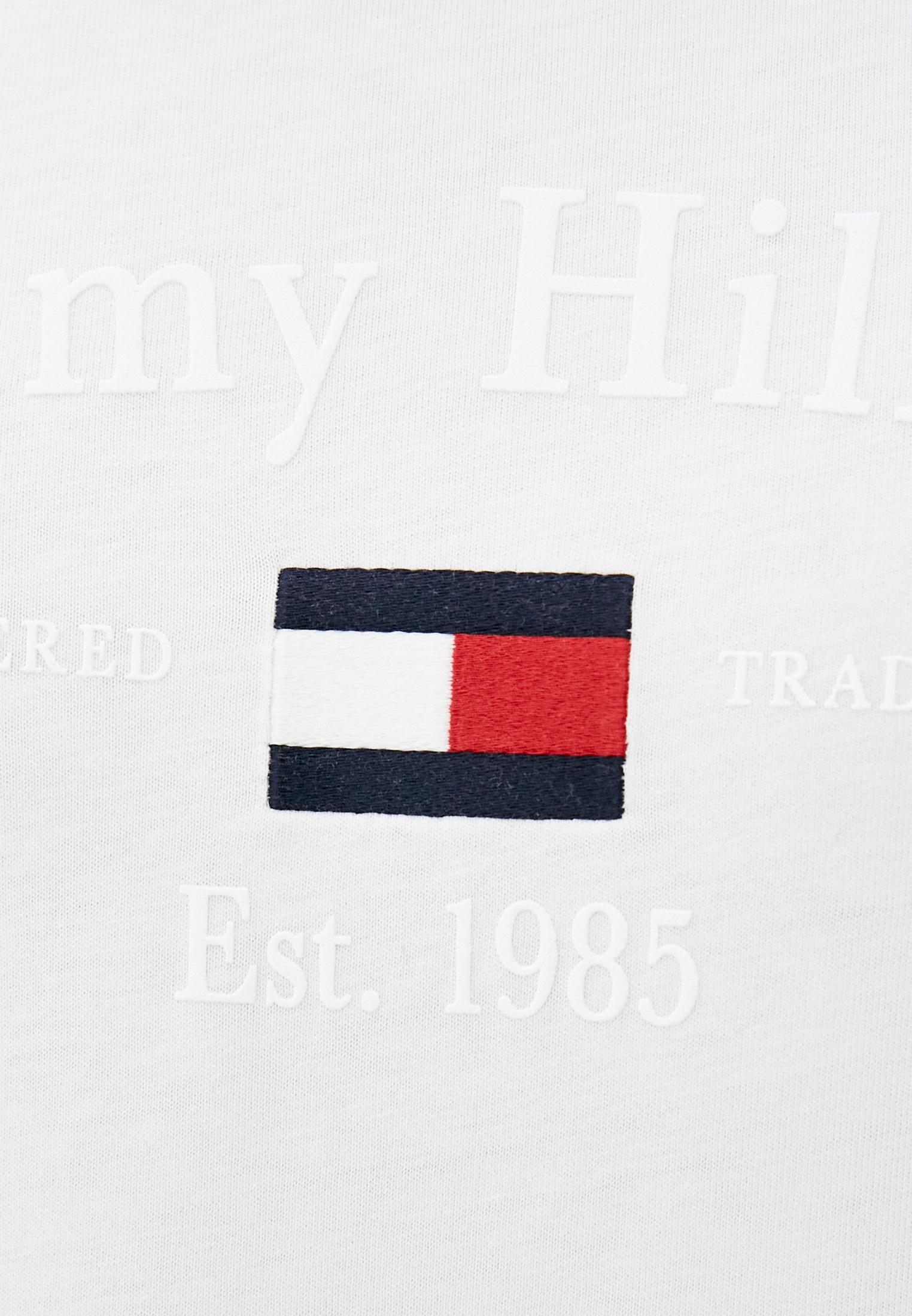 Футболка с коротким рукавом Tommy Hilfiger (Томми Хилфигер) MW0MW15320: изображение 3