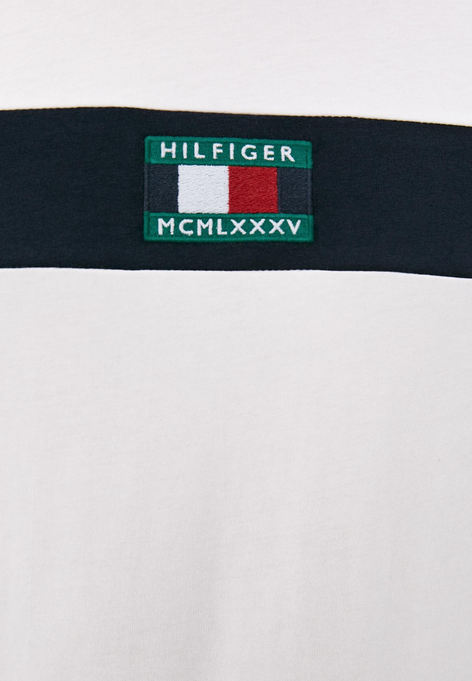 Футболка с коротким рукавом Tommy Hilfiger (Томми Хилфигер) MW0MW18796: изображение 3