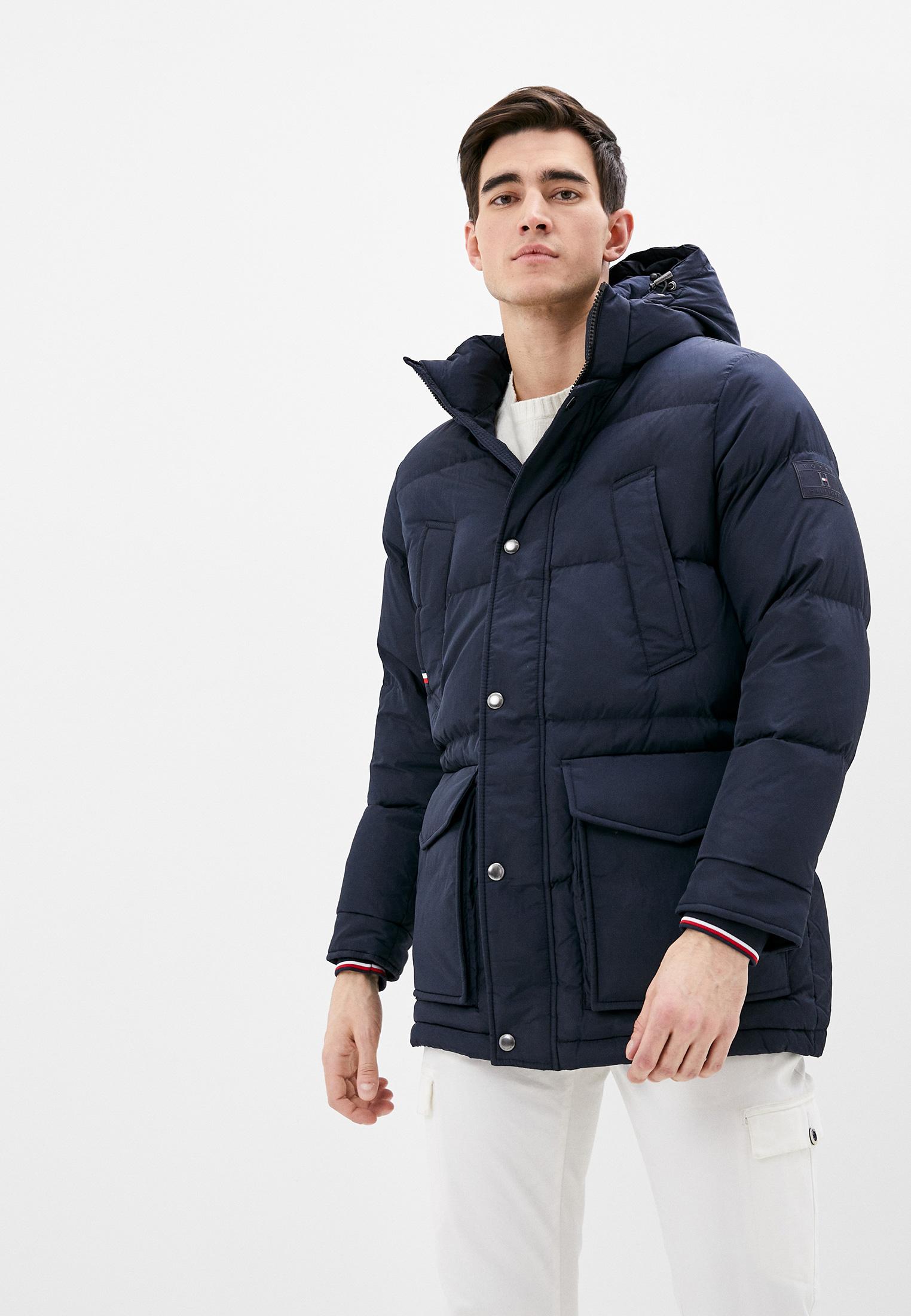 Утепленная куртка Tommy Hilfiger (Томми Хилфигер) MW0MW14889: изображение 1