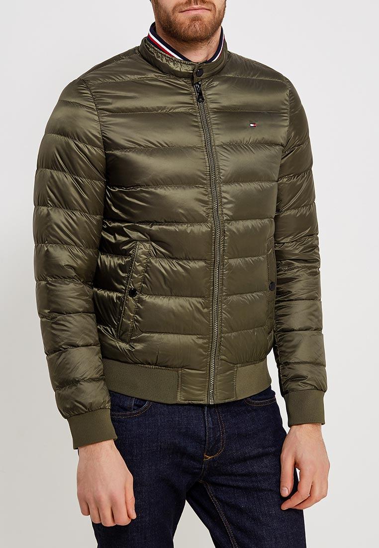 Утепленная куртка Tommy Hilfiger (Томми Хилфигер) MW0MW04236