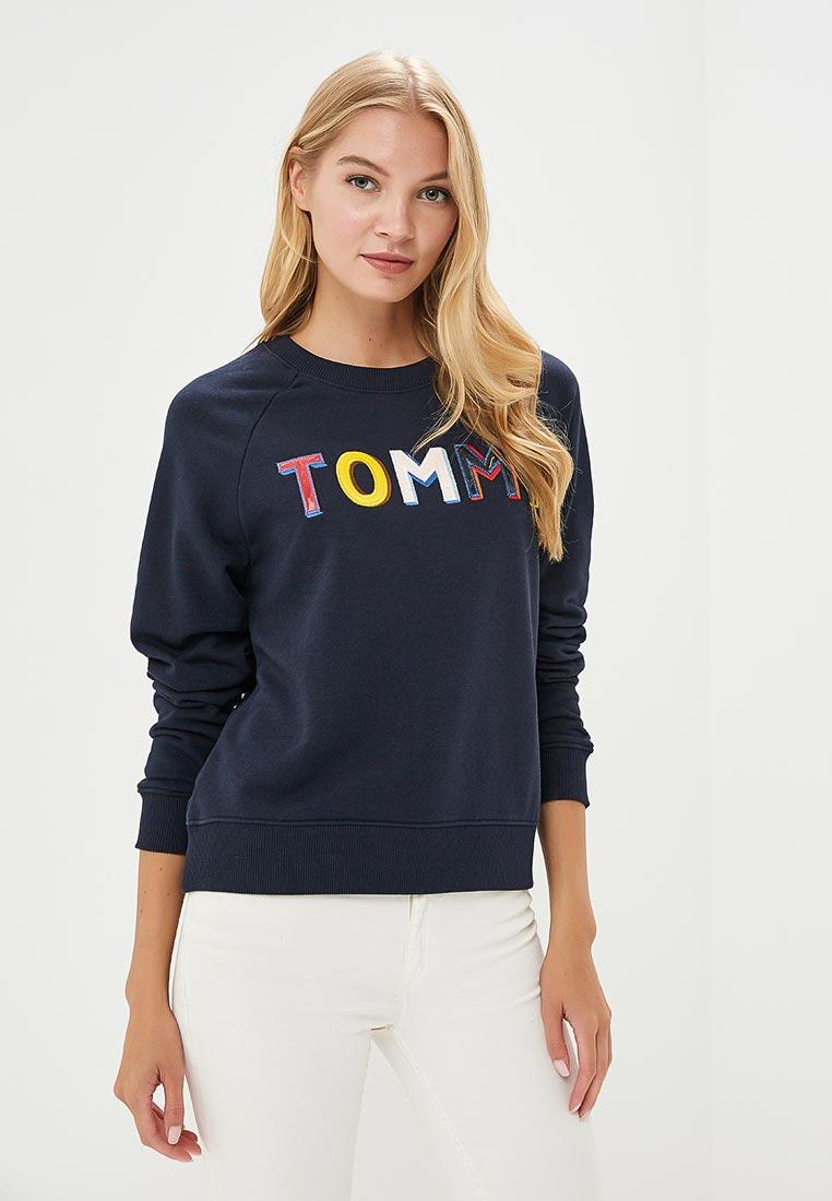 Женские свитшоты Tommy Hilfiger (Томми Хилфигер) WW0WW22298