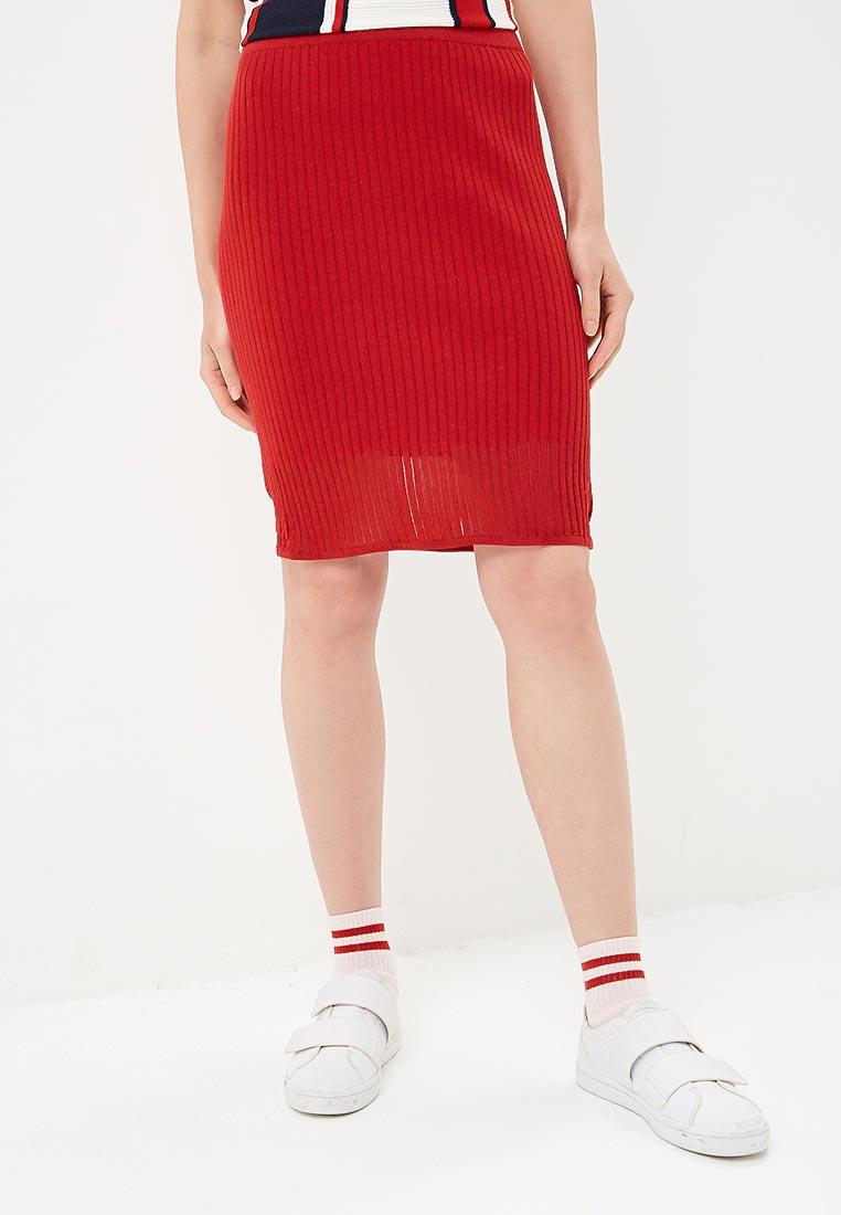 Узкая юбка Tommy Hilfiger (Томми Хилфигер) WW0WW22355