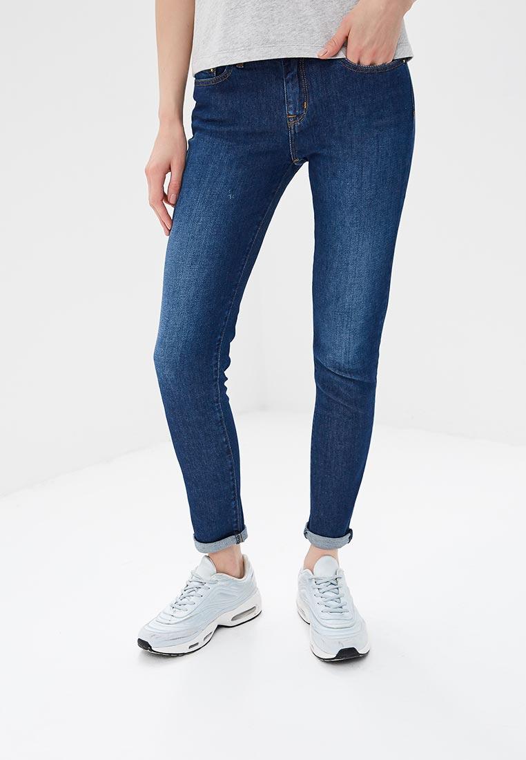 Зауженные джинсы Tommy Hilfiger (Томми Хилфигер) WW0WW22275: изображение 1