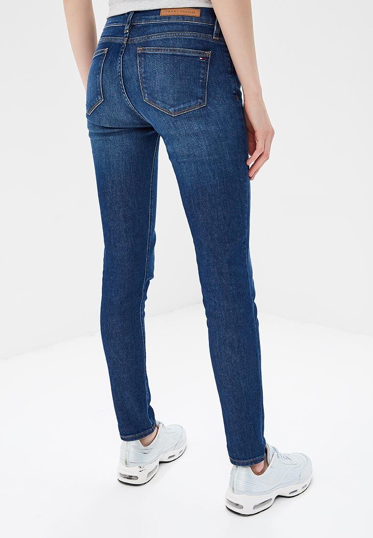 Зауженные джинсы Tommy Hilfiger (Томми Хилфигер) WW0WW22275: изображение 3