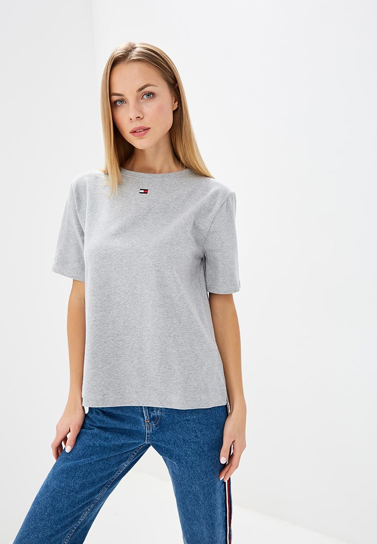 Домашняя футболка Tommy Hilfiger (Томми Хилфигер) UW0UW01307