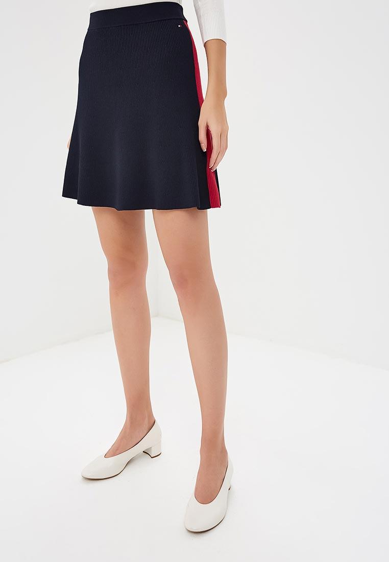 Широкая юбка Tommy Hilfiger (Томми Хилфигер) WW0WW22840