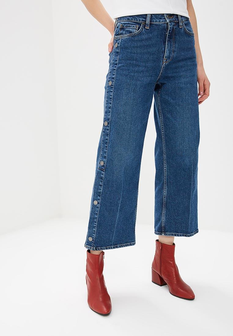 Широкие и расклешенные джинсы Tommy Hilfiger (Томми Хилфигер) WW0WW23347