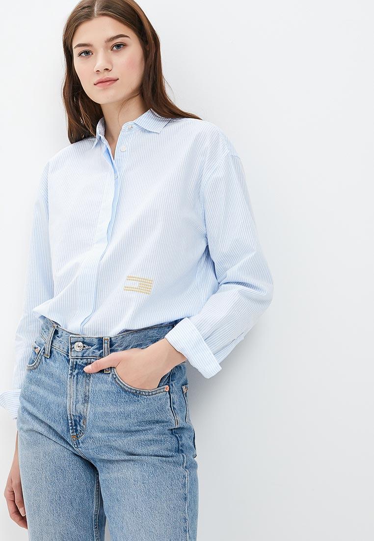 Женские рубашки с длинным рукавом Tommy Hilfiger (Томми Хилфигер) WW0WW23724