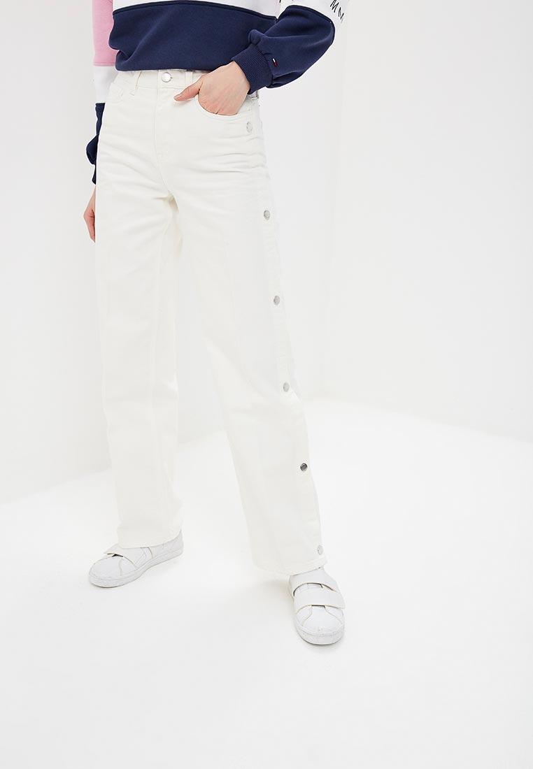 Широкие и расклешенные джинсы Tommy Hilfiger (Томми Хилфигер) WW0WW23841