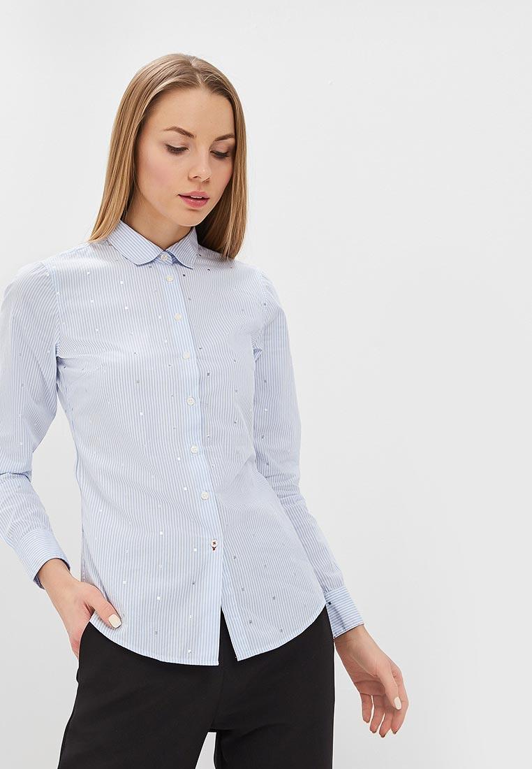 Женские рубашки с длинным рукавом Tommy Hilfiger (Томми Хилфигер) WW0WW23982