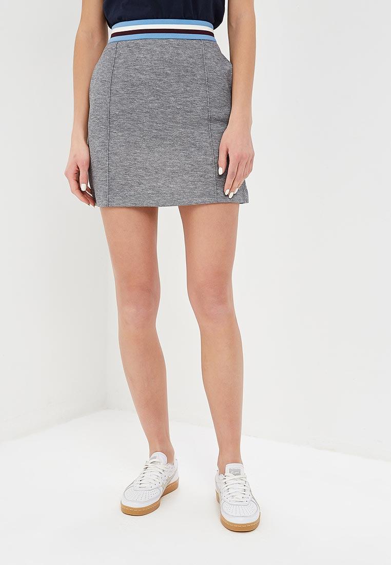 Широкая юбка Tommy Hilfiger (Томми Хилфигер) WW0WW24300