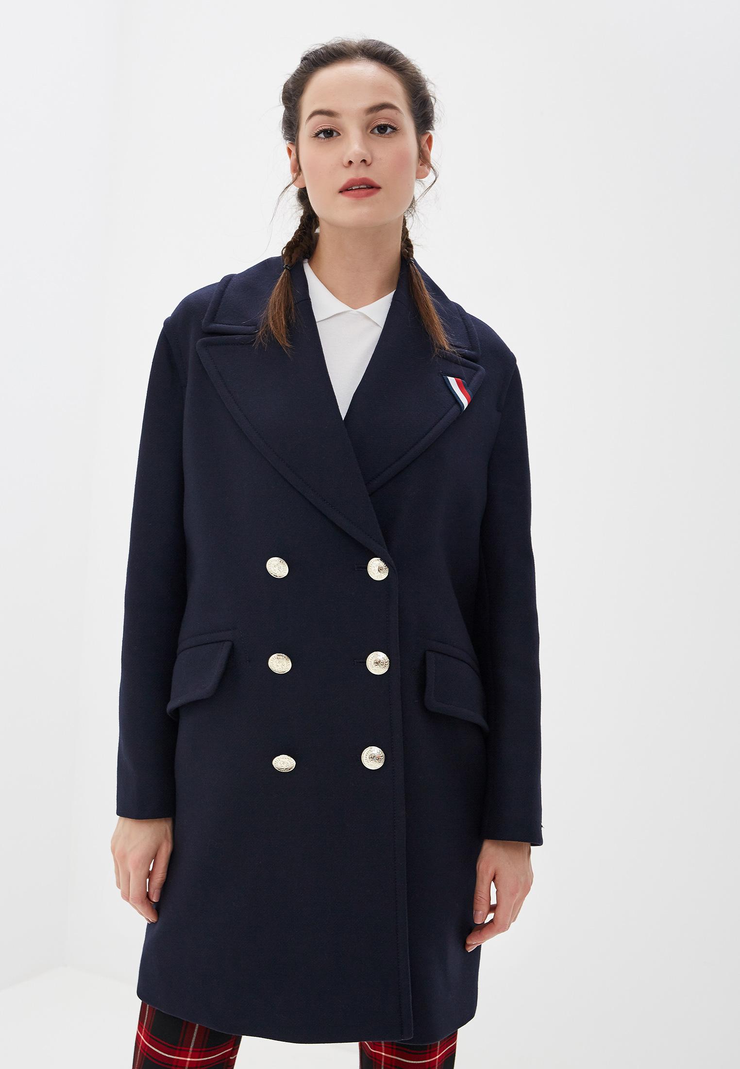 Женские пальто Tommy Hilfiger (Томми Хилфигер) WW0WW25144