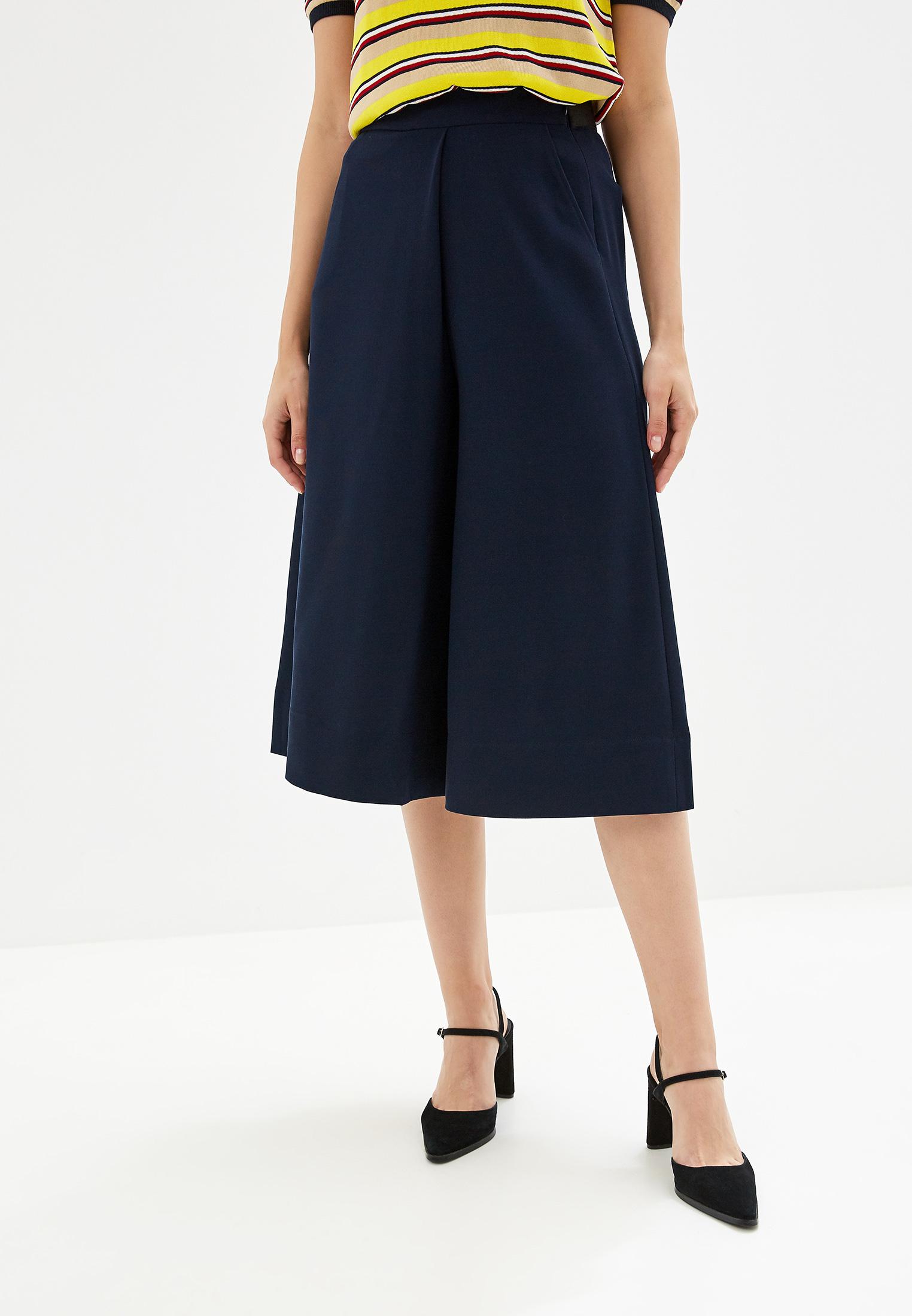 Женские широкие и расклешенные брюки Tommy Hilfiger (Томми Хилфигер) WW0WW25433