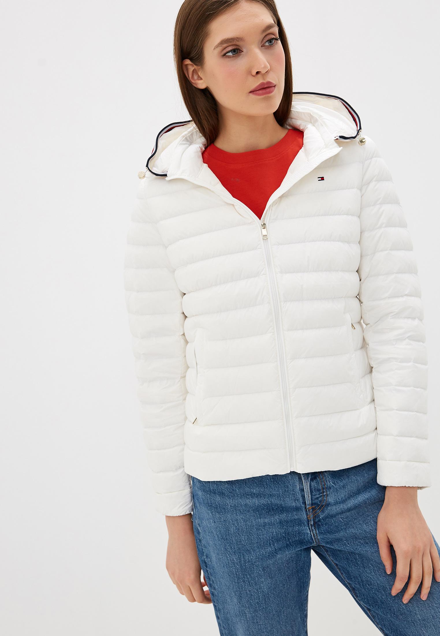 Утепленная куртка Tommy Hilfiger (Томми Хилфигер) WW0WW25155