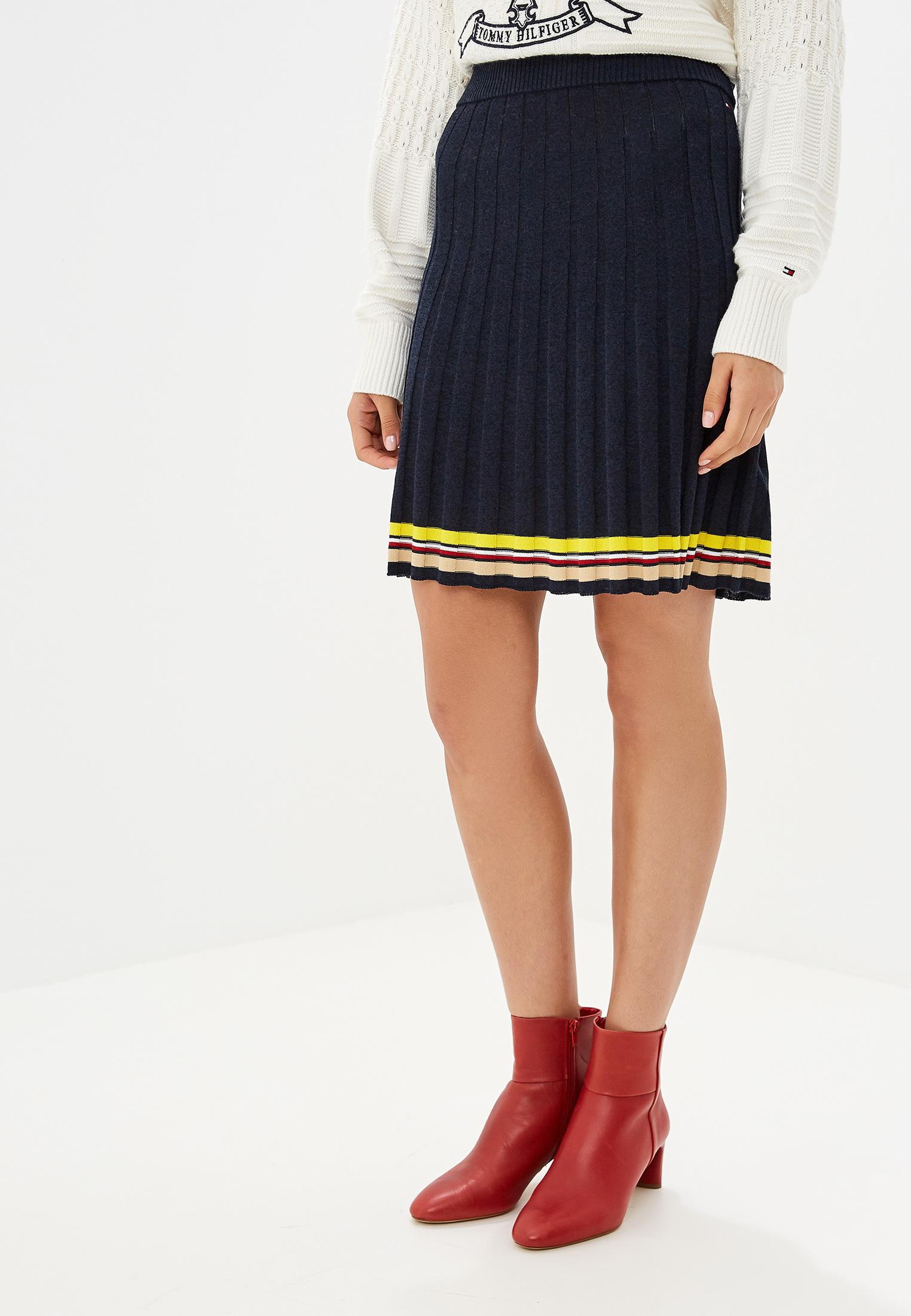 Широкая юбка Tommy Hilfiger (Томми Хилфигер) WW0WW25355