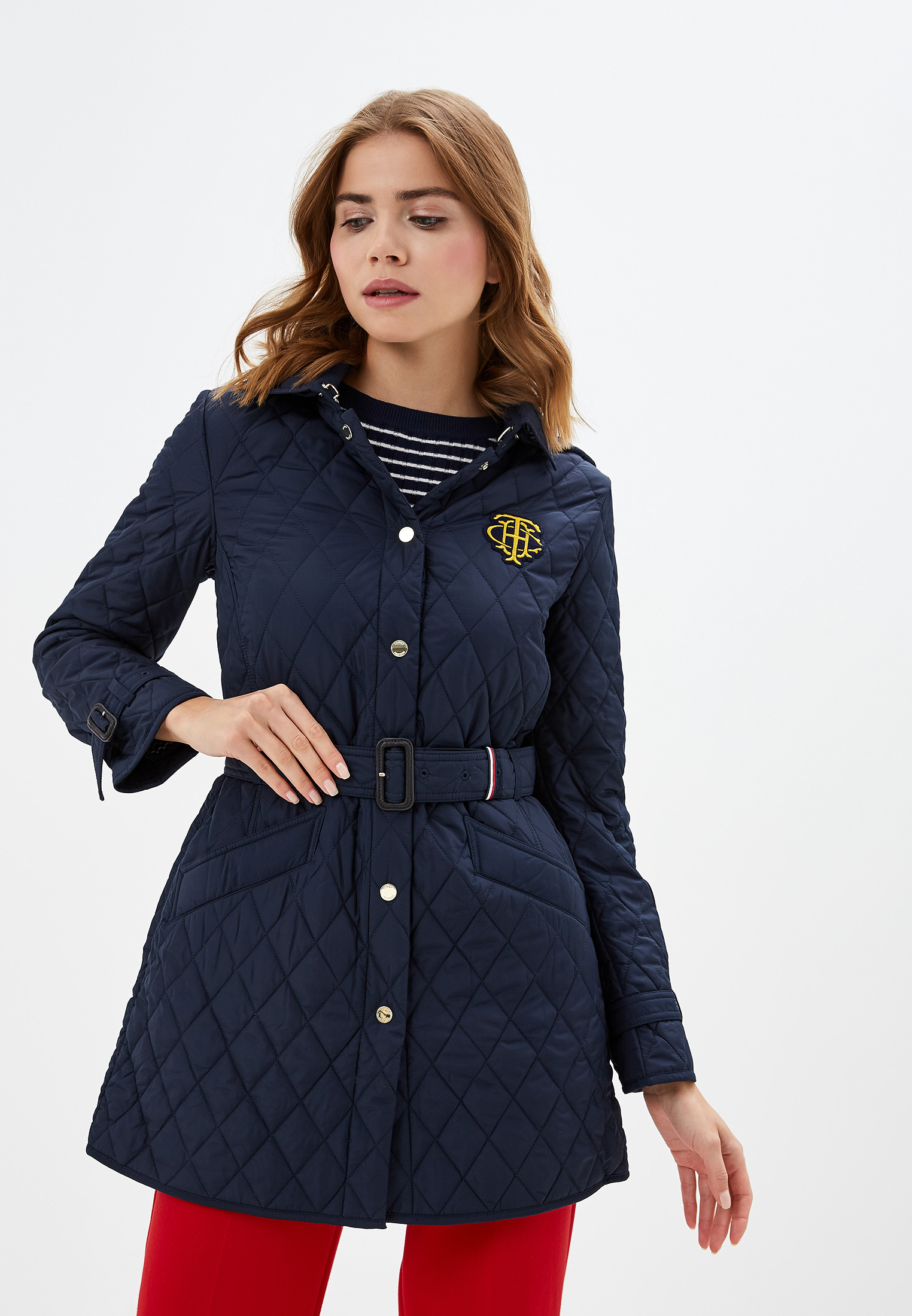 Утепленная куртка Tommy Hilfiger (Томми Хилфигер) WW0WW25549
