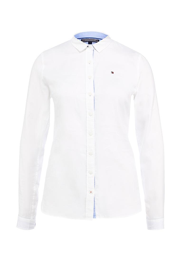 Женские рубашки с длинным рукавом Tommy Hilfiger (Томми Хилфигер) 1M87647512