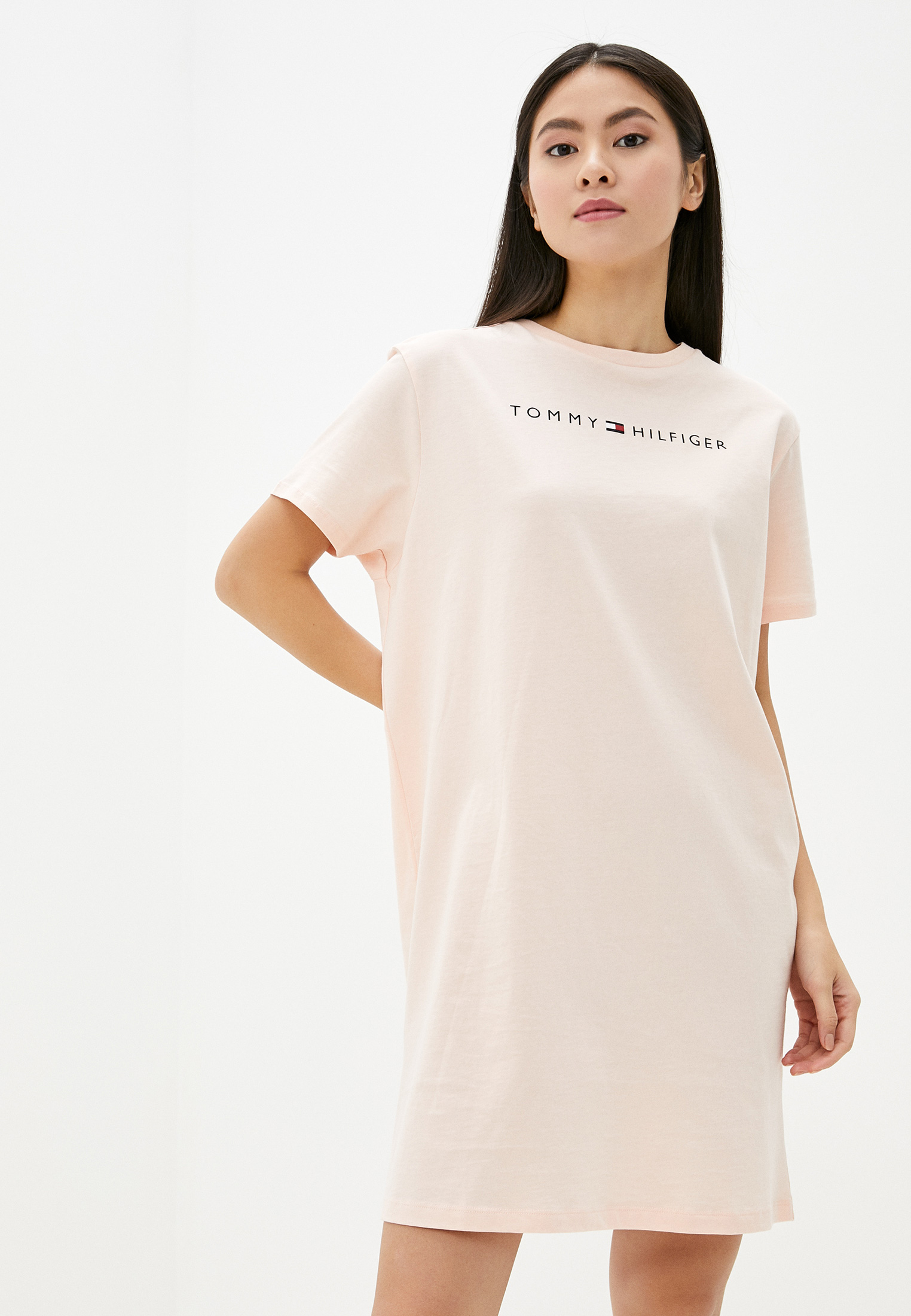 Ночная сорочка Tommy Hilfiger (Томми Хилфигер) UW0UW01639