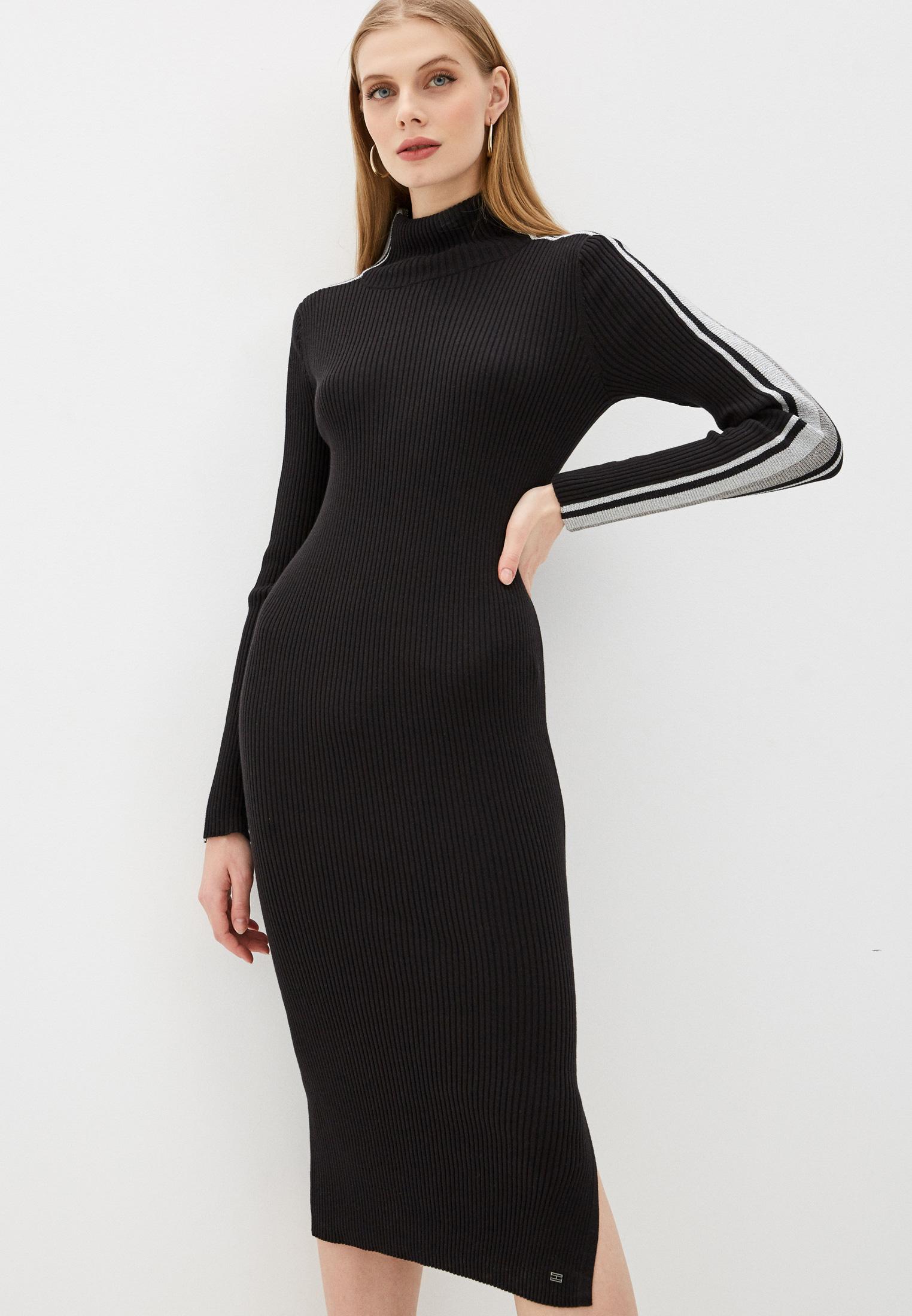 Вязаное платье Tommy Hilfiger (Томми Хилфигер) WW0WW26520