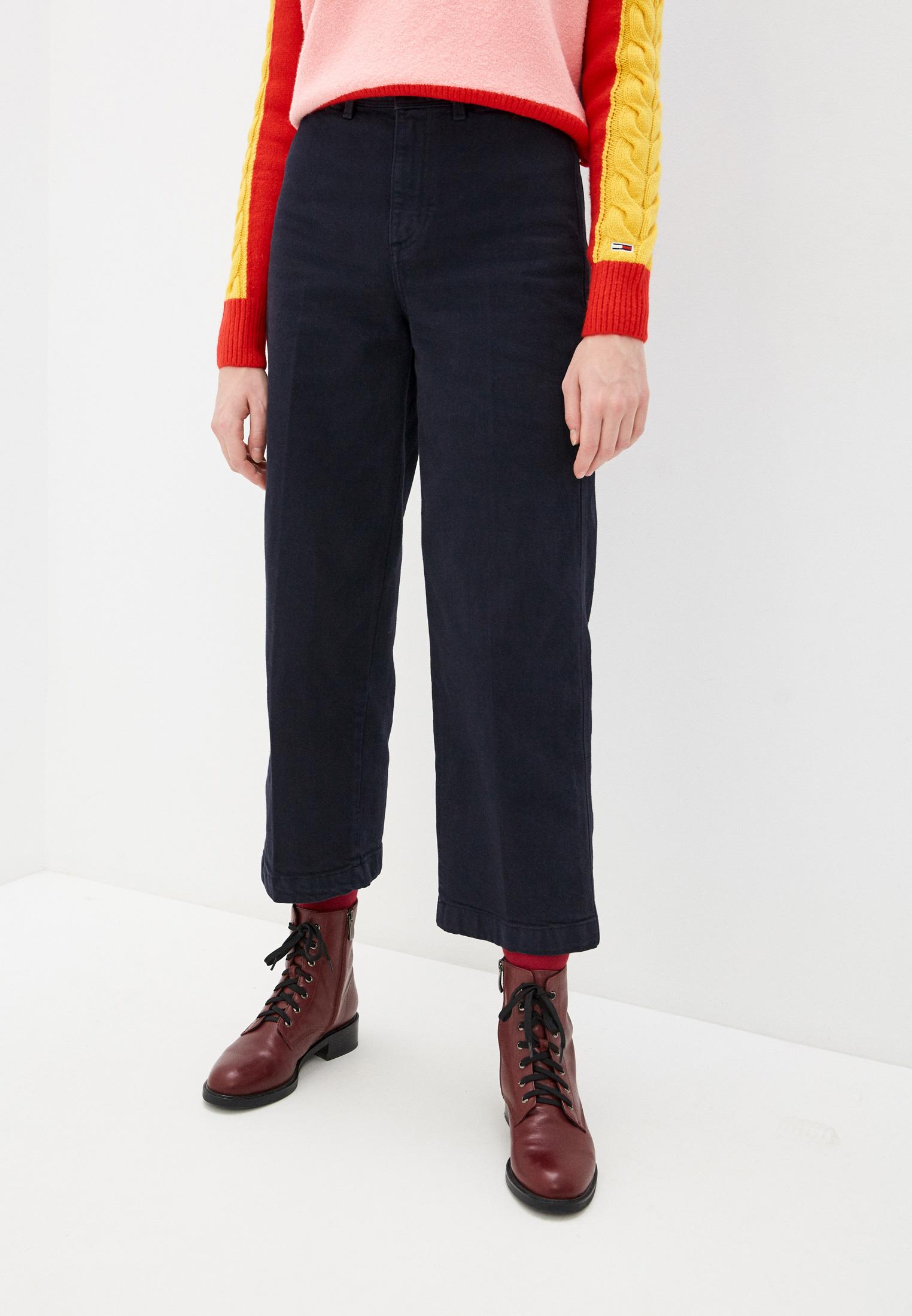 Широкие и расклешенные джинсы Tommy Hilfiger (Томми Хилфигер) WW0WW26490
