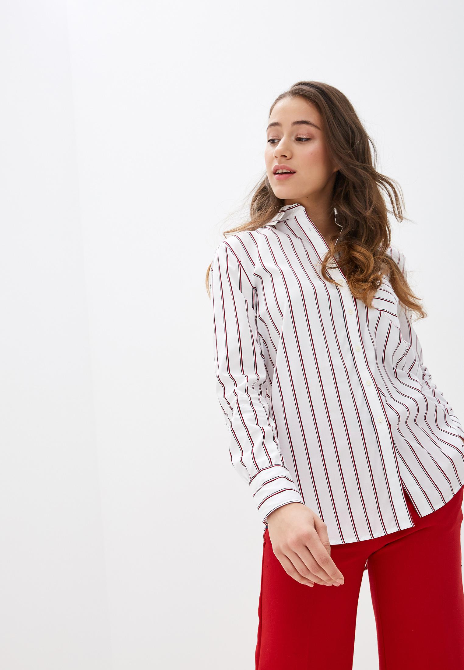 Женские рубашки с длинным рукавом Tommy Hilfiger (Томми Хилфигер) WW0WW26587