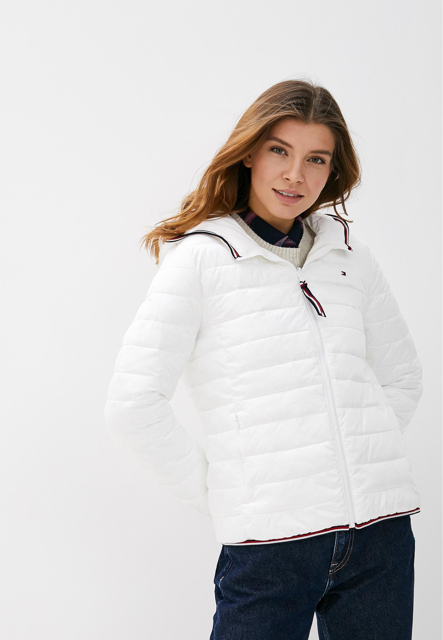 Утепленная куртка Tommy Hilfiger (Томми Хилфигер) WW0WW26771