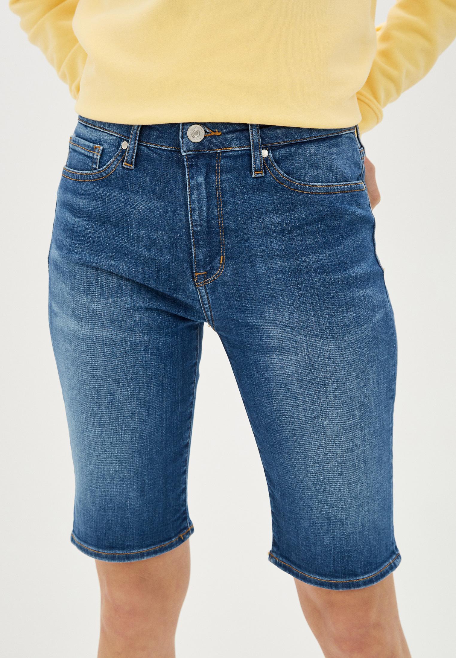 Женские джинсовые шорты Tommy Hilfiger (Томми Хилфигер) WW0WW27838