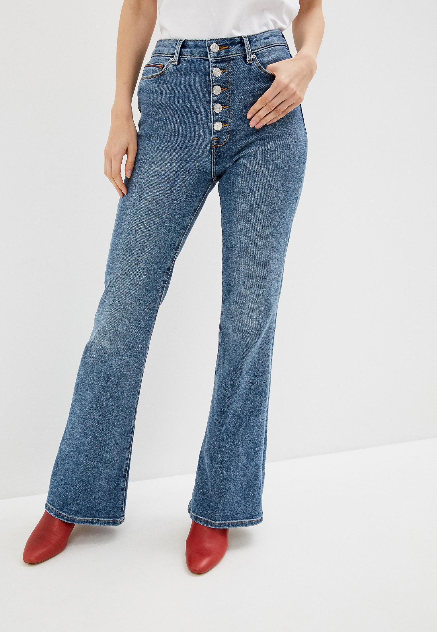 Широкие и расклешенные джинсы Tommy Hilfiger (Томми Хилфигер) WW0WW28424