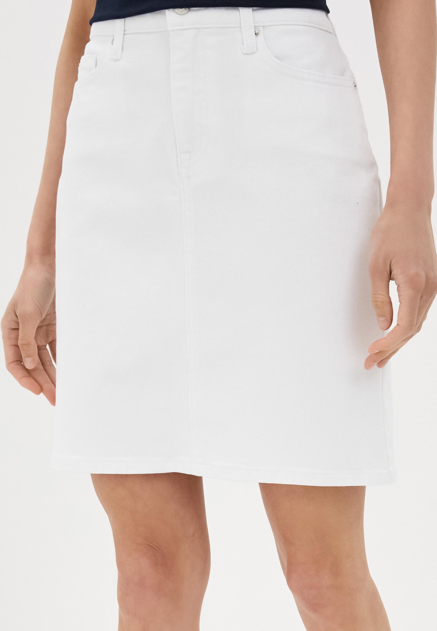 Джинсовая юбка Tommy Hilfiger (Томми Хилфигер) WW0WW27356