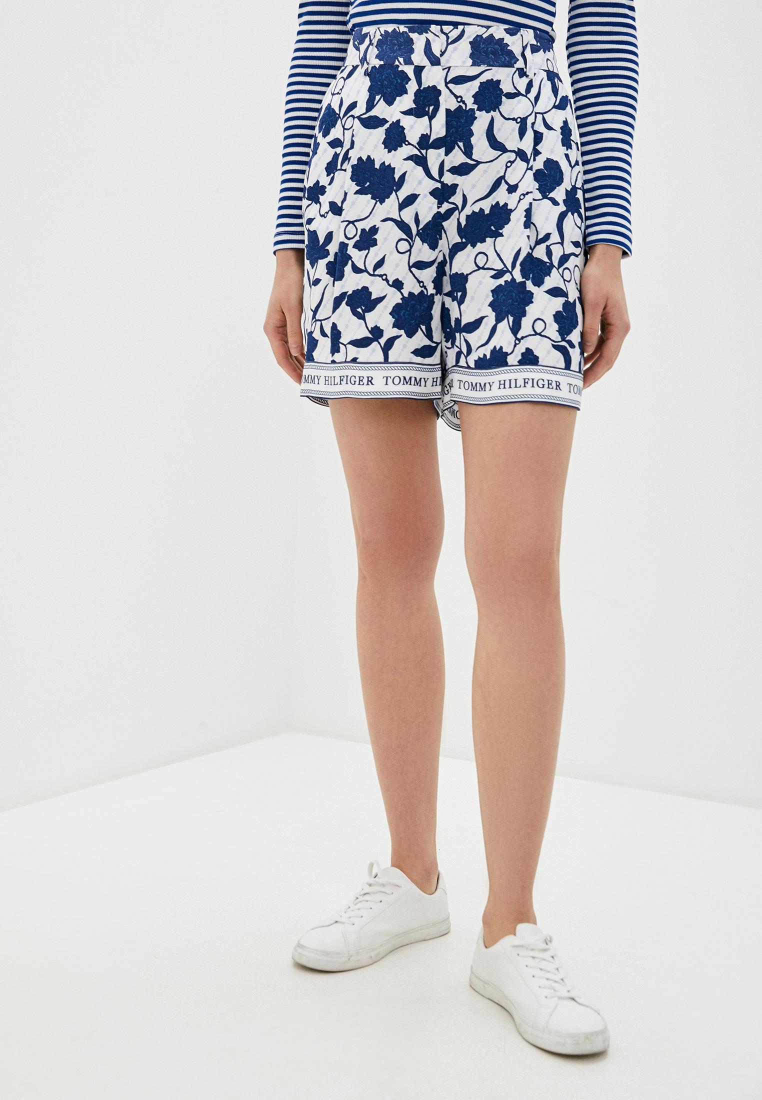 Женские повседневные шорты Tommy Hilfiger (Томми Хилфигер) WW0WW27495